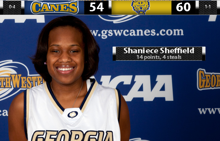 Lady 'Canes Come Up Short, Fall to Fort Valley State