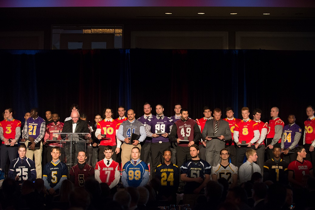 Sun Life Financial All-Canadian Banquet: All-Canadian teams announced