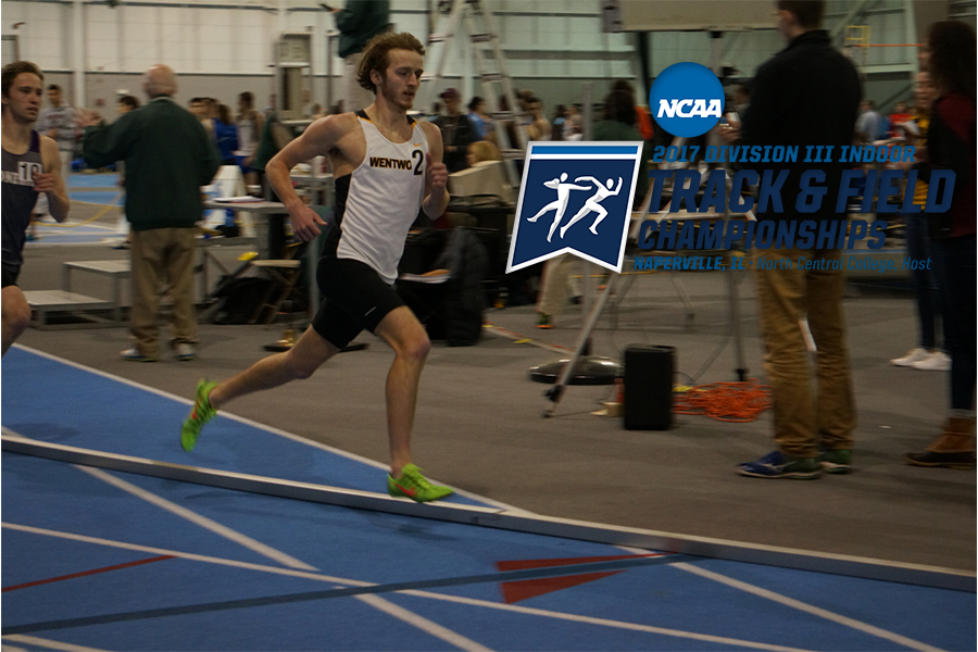McSolla Selected for NCAA Indoor Track Championships