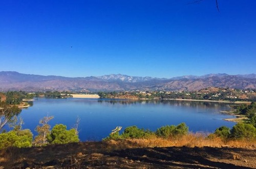 Bonelli Regional Park is a familiar spot for cross country races in Southern California. Photo credit: Alicia Longyear