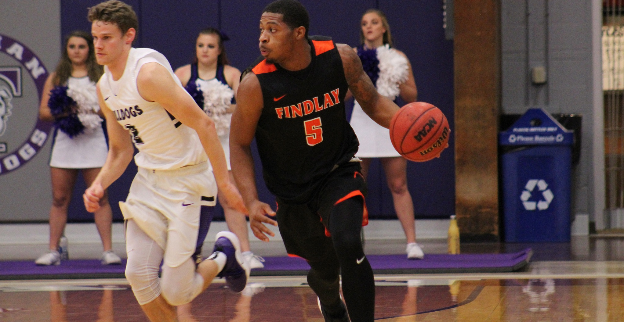#23 Oilers Cruise to 81-57 Win at Truman