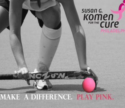 Bentley Field Hockey Will Hold 'Play 4 the Cure' Day Saturday