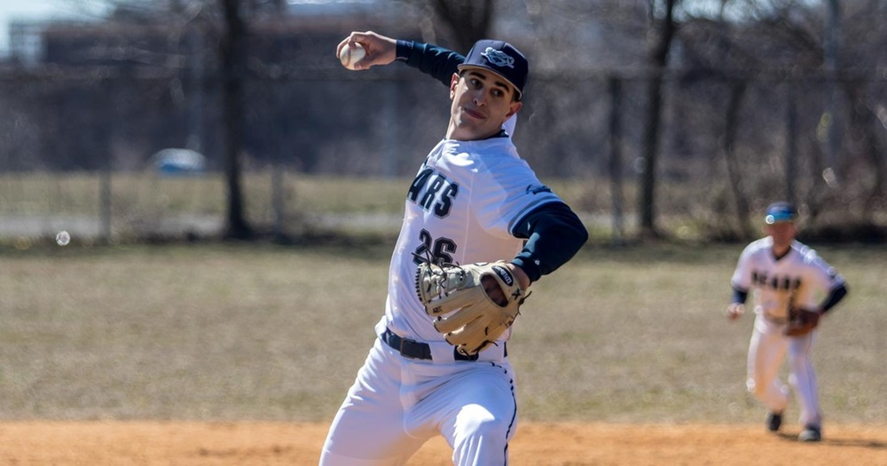 Baseball Concludes 2018 with Sweep of Mount Saint Vincent
