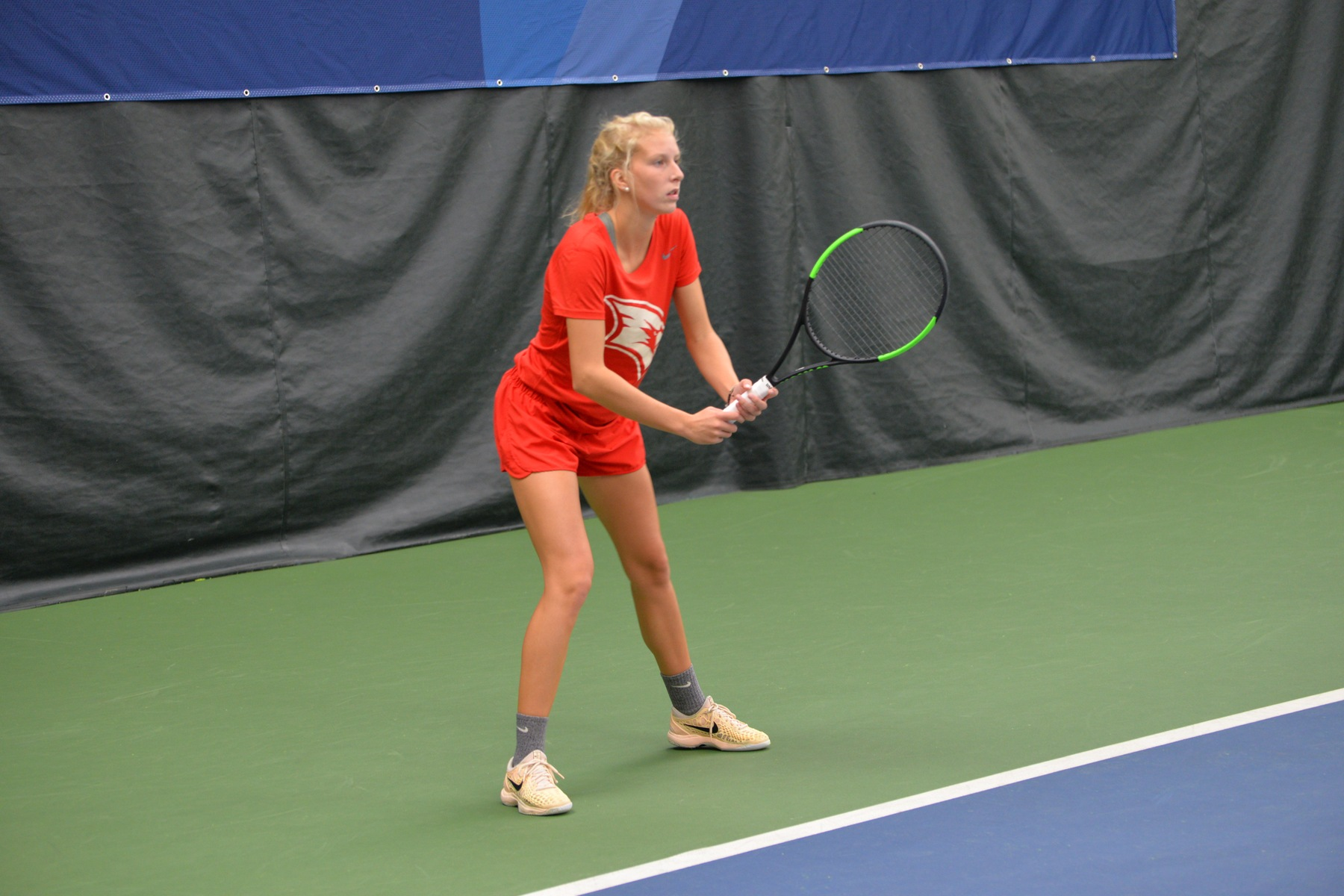 Women's Tennis defeats Lawrence Tech, 7-2