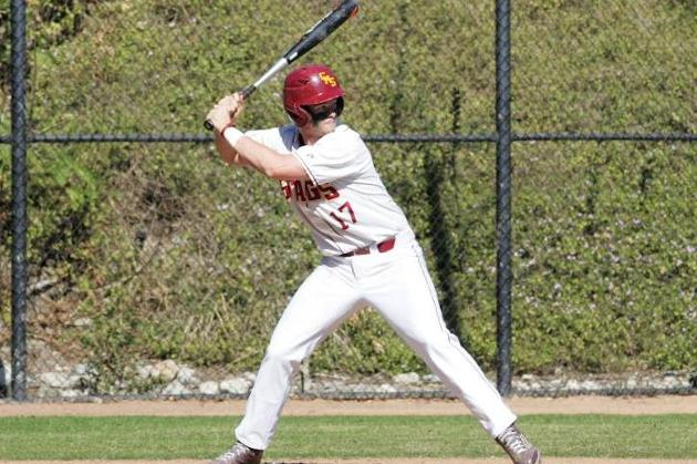 Big second inning lifts Stags over Caltech