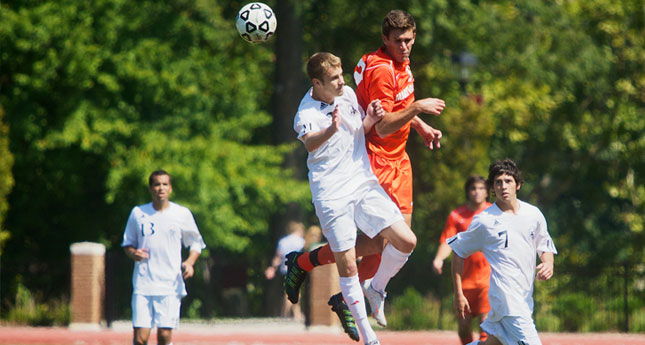 Lynchburg Men's Soccer Releases 2012 Schedule
