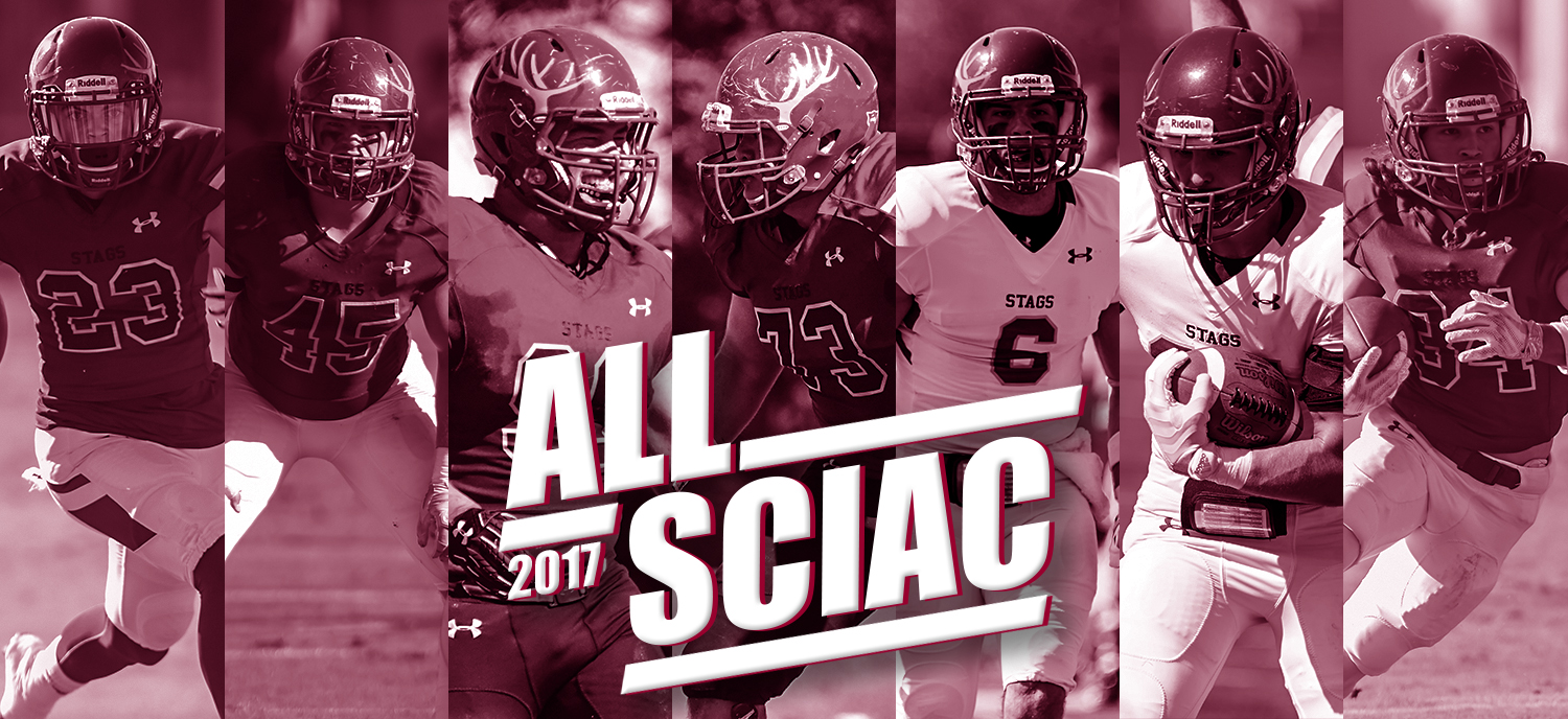 Seven Stags Earn All-SCIAC Honors