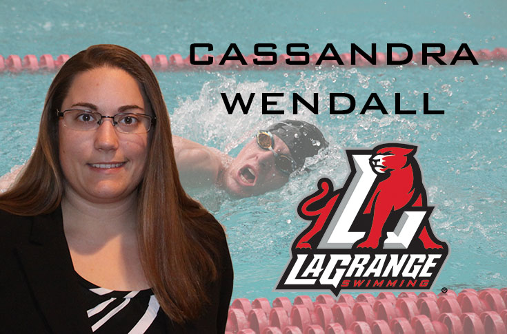 Swimming: Cassandra Wendall named new coach for Panthers