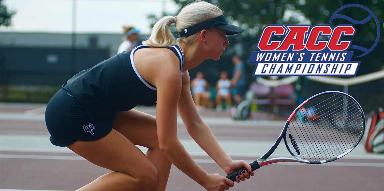 Women's Tennis Ready for Second Straight CACC Semifinals Appearance