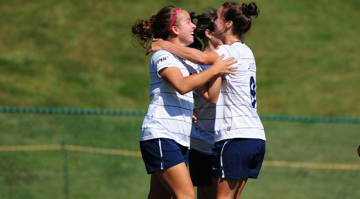 Bobcat Soccer Earns National Team Ethics Award