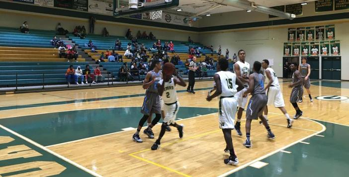 Ware Rallies past Camden to win 66-63