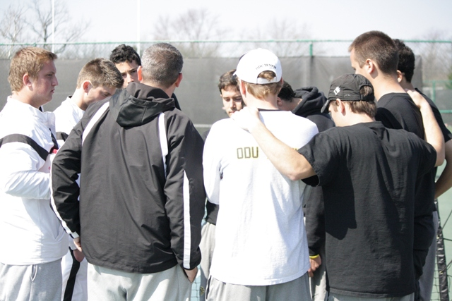 History Made! Men's Tennis Becomes First ODU Program to Qualify for NCAA Tournament