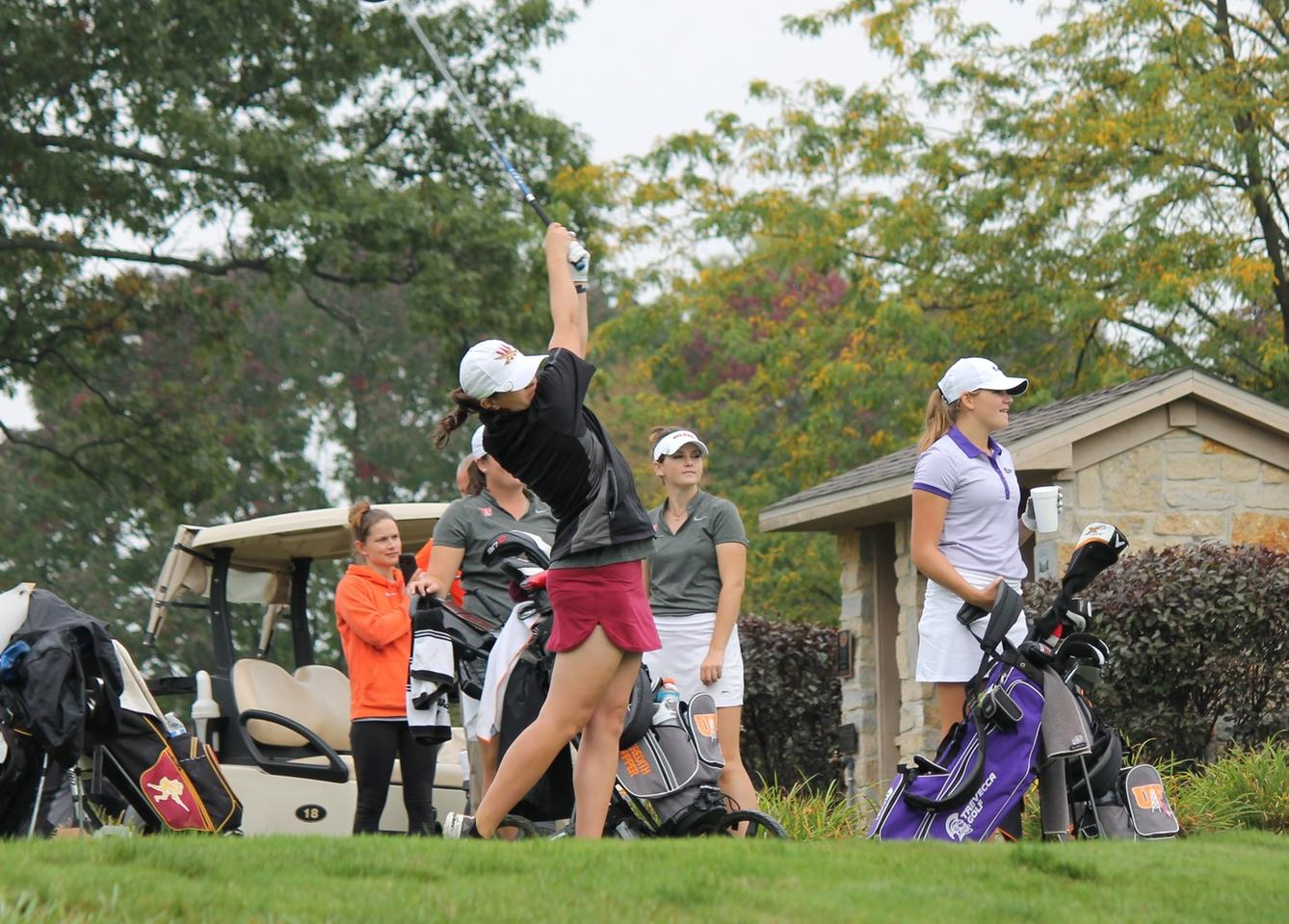 Women's Golf Wraps Up Gild Invite
