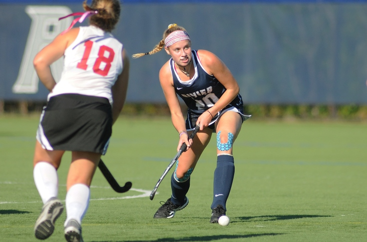 Field Hockey: Eacho's hat-trick not enough as Raiders fall in OT