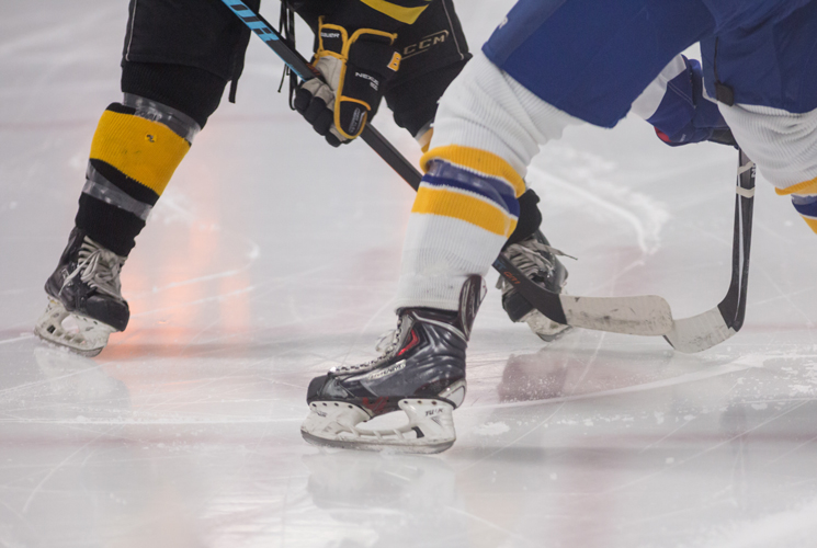 UMD Downs Ice Hockey in MASCAC Action
