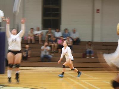 Women's Volleyball: Win over EPAC opponent Centurians in 3