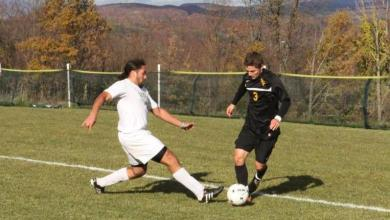 Massucci Leads Mountaineers to NECC Championship Game
