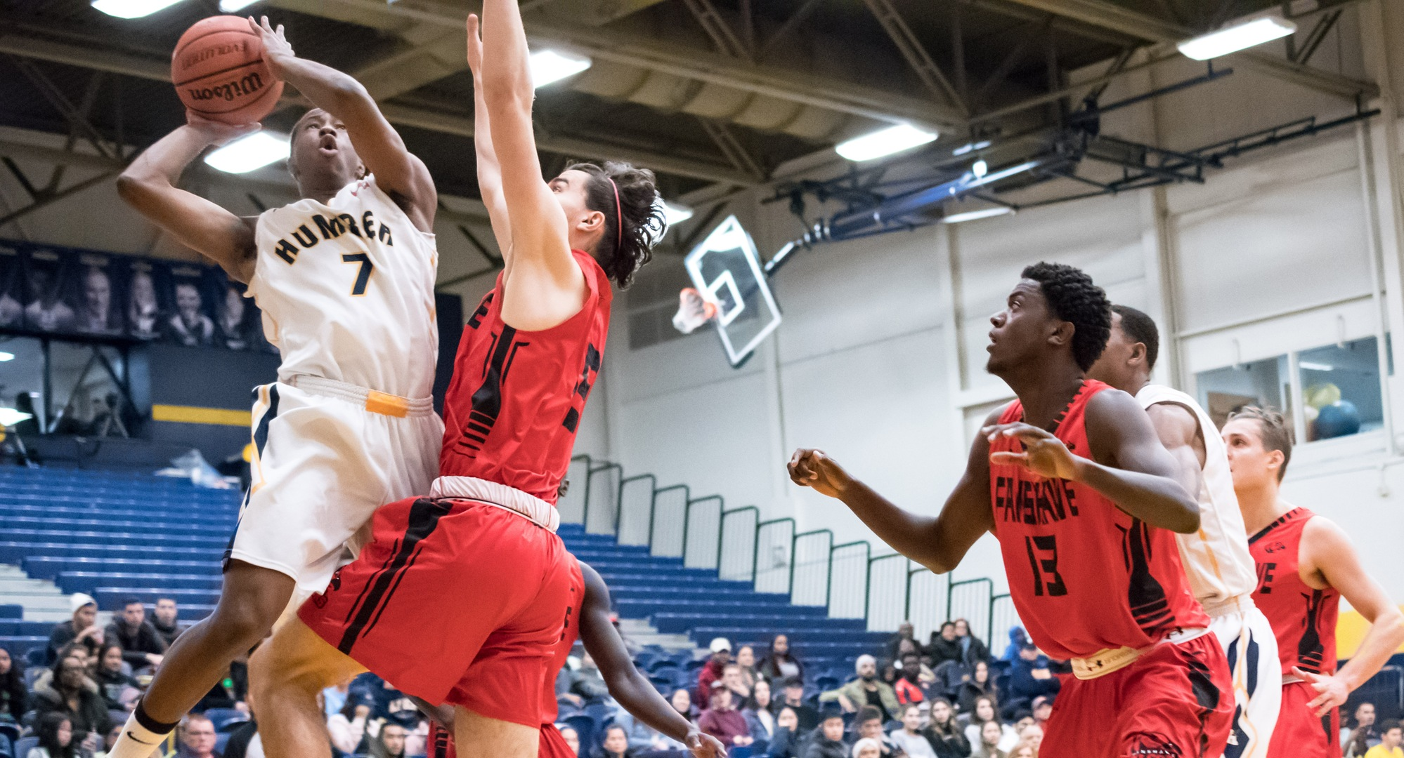 HUGE COMEBACK RESULTS IN 72-68 WIN AT HOME OVER FANSHAWE