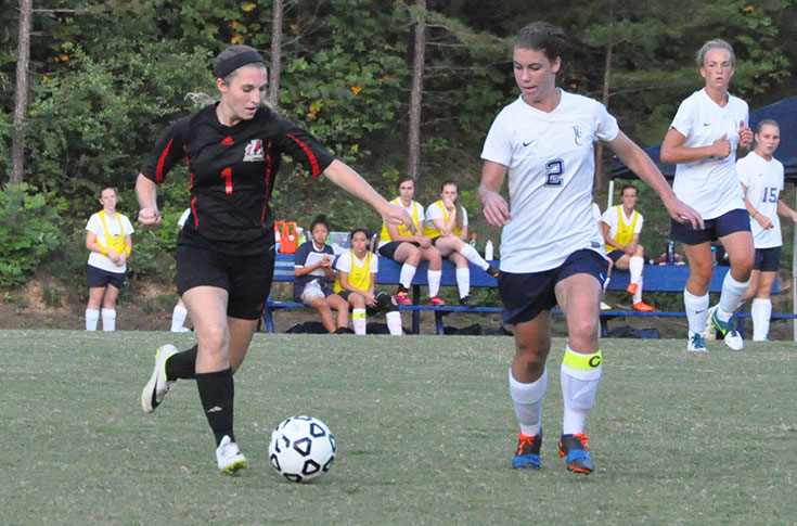 Women's Soccer: Strong second half sends Panthers past Toccoa Falls 2-0