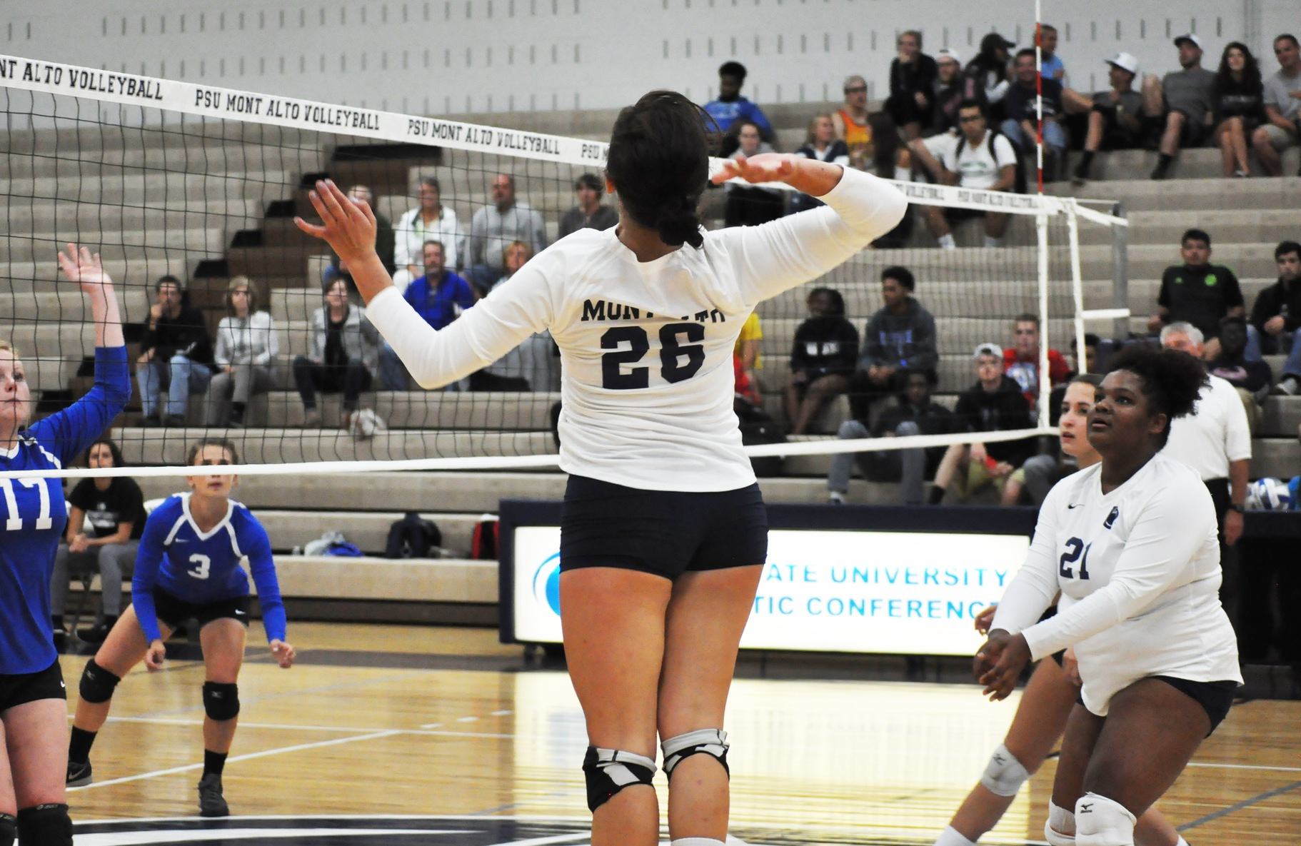 Mont Alto Volleyball Begins Season with Two-Straight Wins