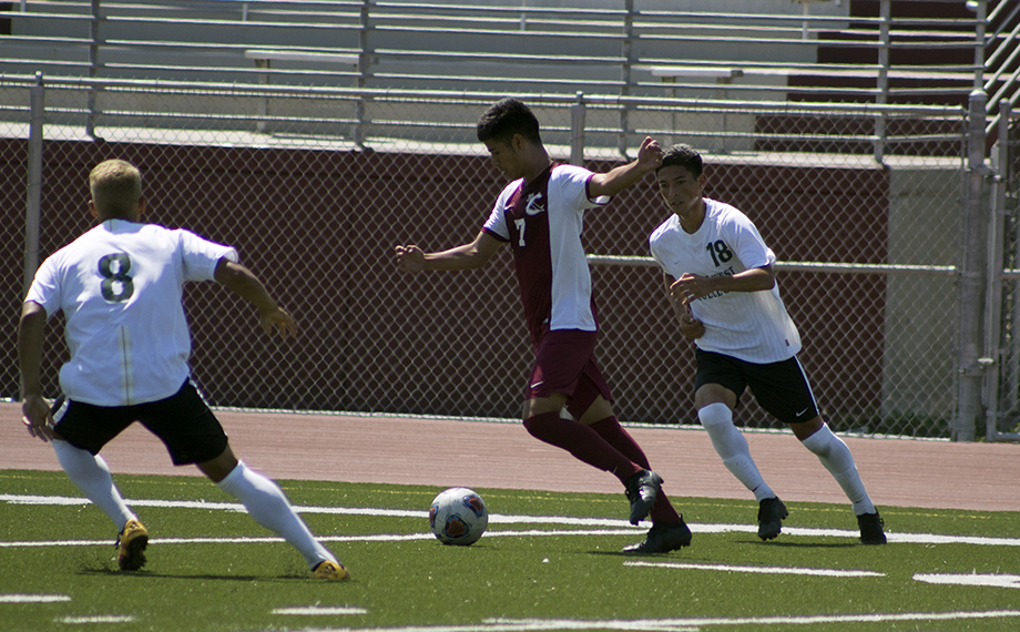 Tartars Battle to Draw with Golden West