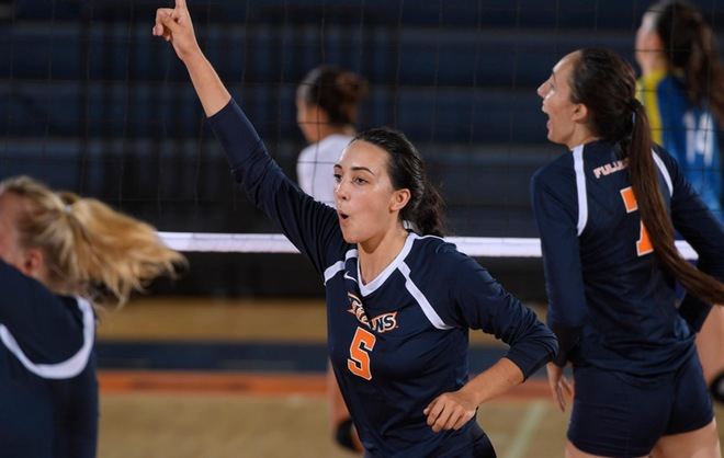 Titans Secure 3-0 Sweep Over Lafayette on Friday