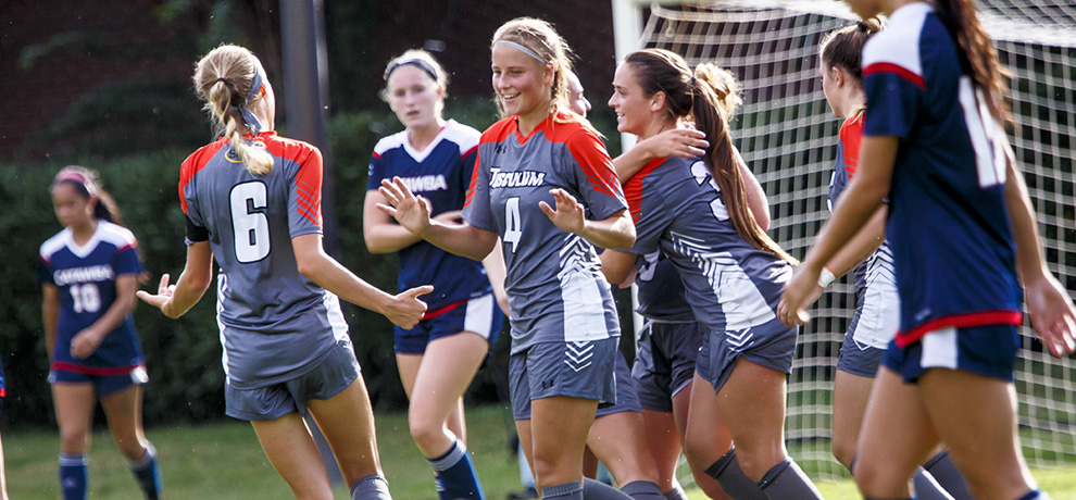 Pioneers earn 3-1 victory over Catawba