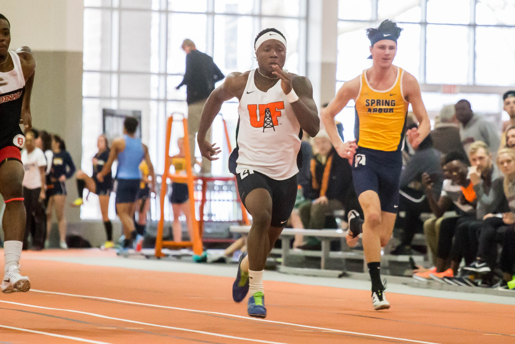 Oilers Compete at Walsh Invitational