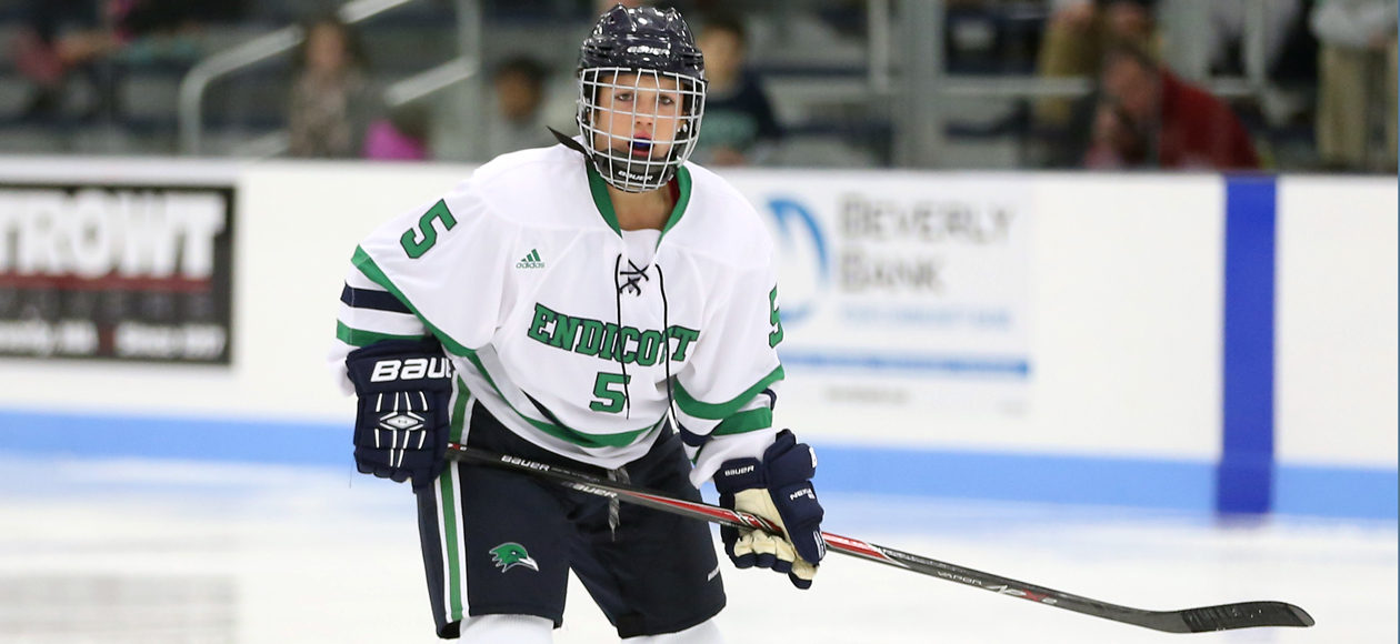 Women's Ice Hockey, Salve Regina Play To 2-2 (OT) Tie