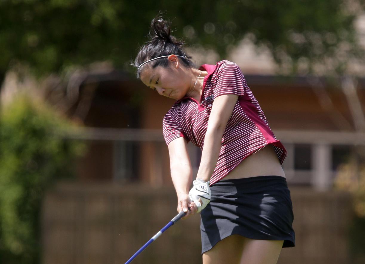 Ueoka Leading Women's Golf By Example