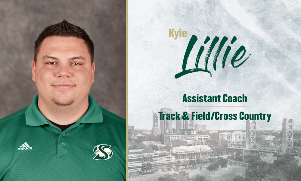 KYLE LILLIE JOINS TRACK & FIELD STAFF AS THROWS COACH