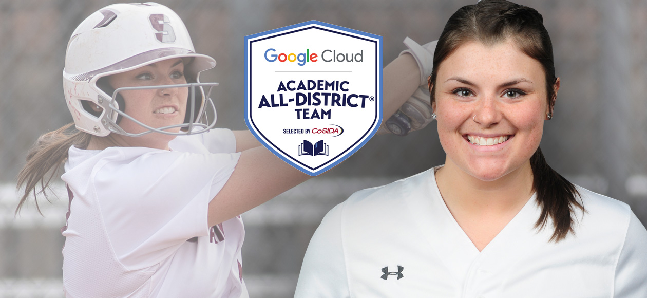 Drobiak Garners Google Drive Academic All-District Honors Selected by CoSIDA