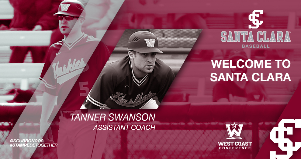 Tanner Swanson Joins Baseball Staff