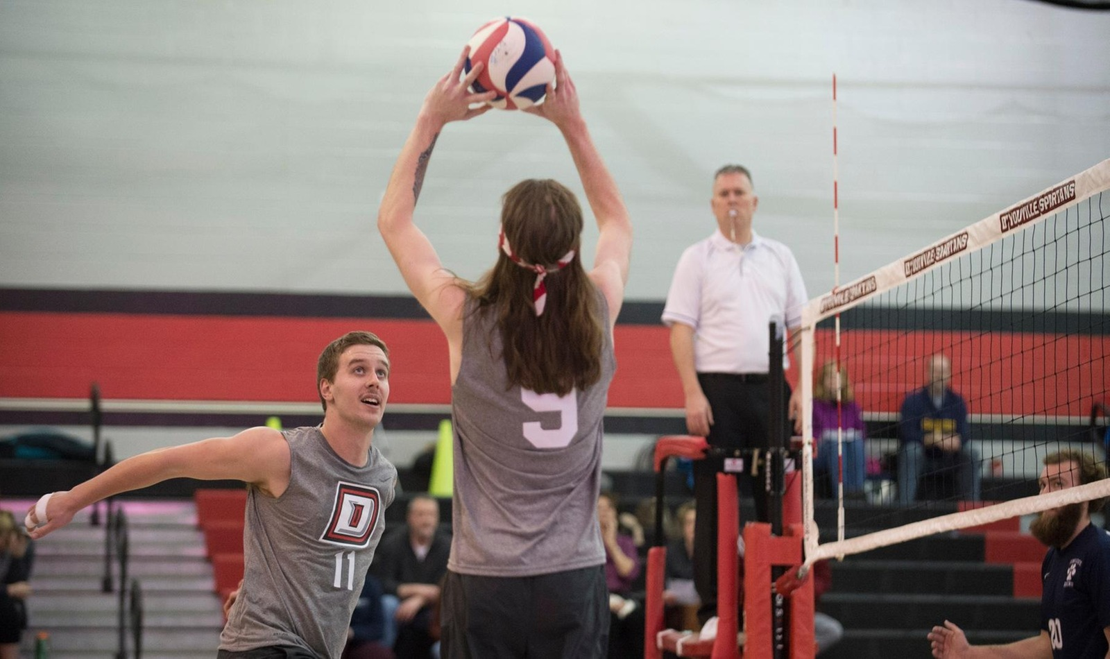 Spartans Lose First Match of Weekend to SUNY Poly