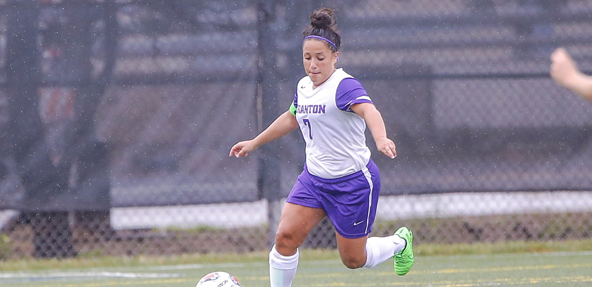 Sconciafurno Named Scholar All-Region By NSCAA