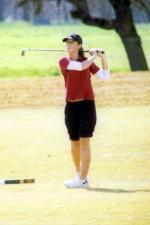 Women's Golf in 14th at Stanford Tournament