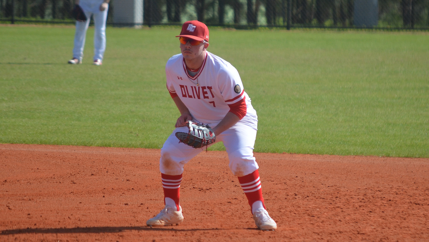 Baseball team swept by Husson, 5-2 and 5-3, at RussMatt Invitational