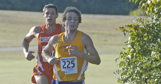 Cross country teams sixth at Vanderbilt as four runners set personal marks