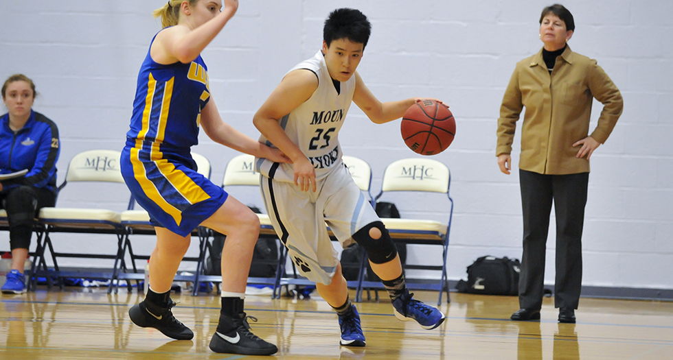 Basketball Suffers Loss to Babson in NEWMAC Opener