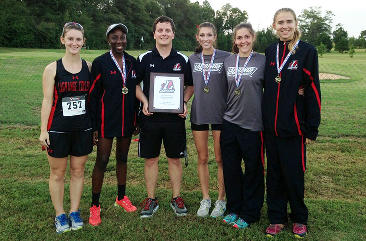 Cross Country: Women first, men second at Panther Invitational