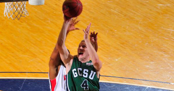 #17 GCSU Men's Hoops Finishes Regular Season with Win at North Georgia, 84-68