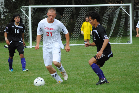 Men's Soccer Loses 3-0 to Lesley