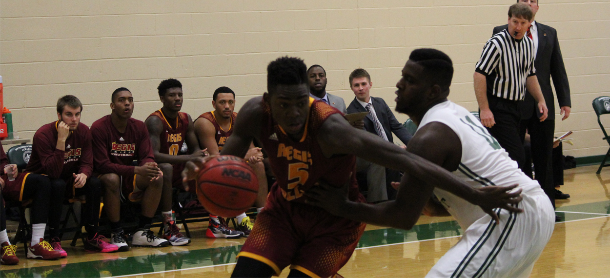 Men's Basketball Upended By Fitchburg State
