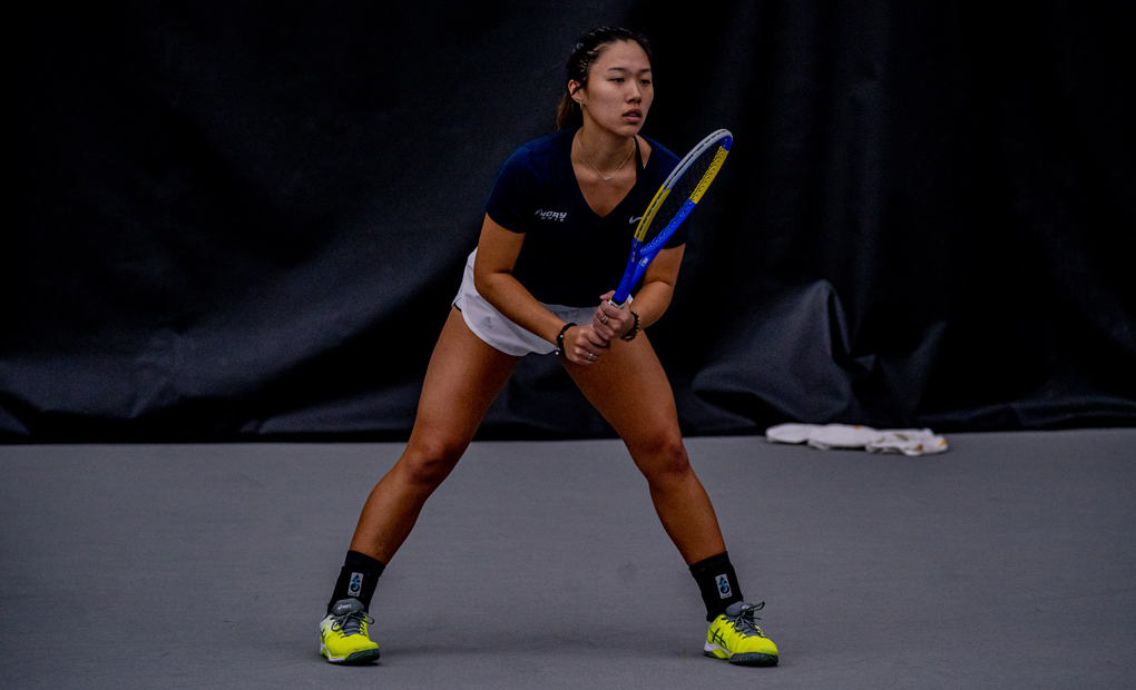 Women's Tennis Continues Spring Break Trip with Win over Lehigh