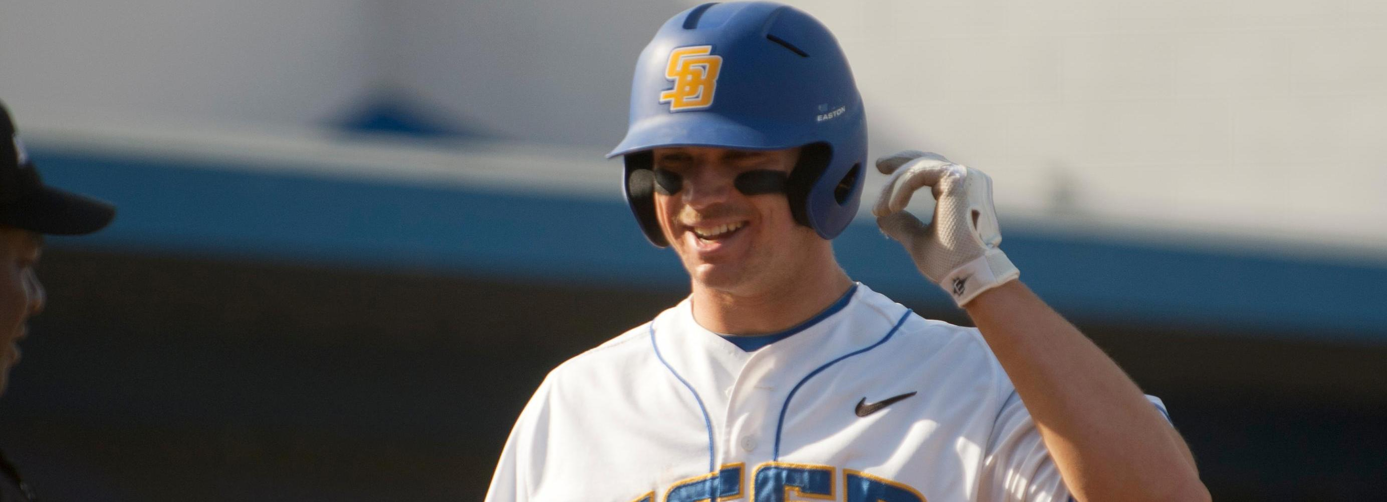 Davis' Four-Hit Gem Leads UCSB Past UC Davis, 11-0