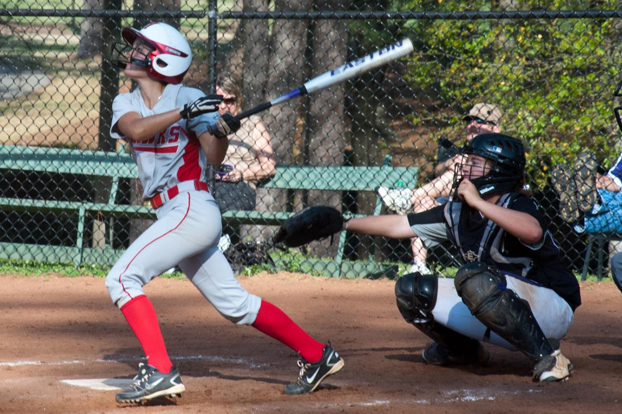 Lady Hawks advance to GSAC softball tournament finals