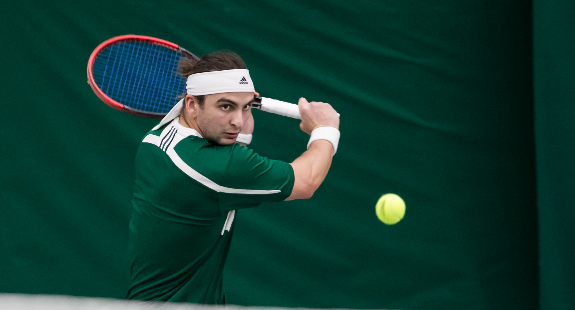Mick Picks Up Singles Win As Vikings Fall At YSU, 6-1