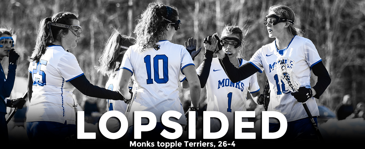 Monks Topple Terriers, 26-4