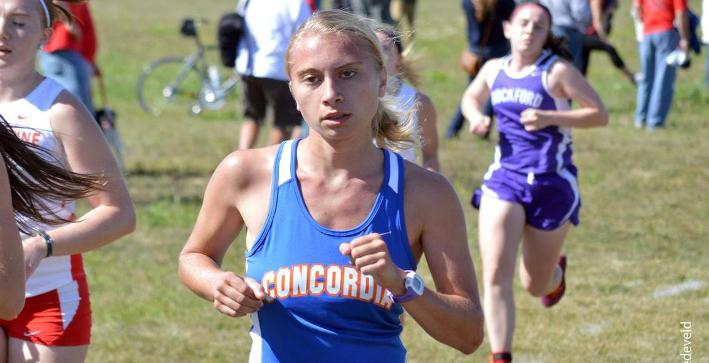 Women's Cross Country finishes third at NACC Championships