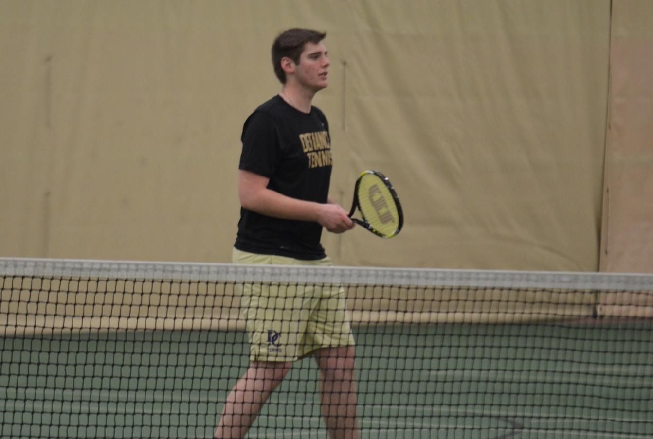 Yellow Jackets Drop Contest with Albion
